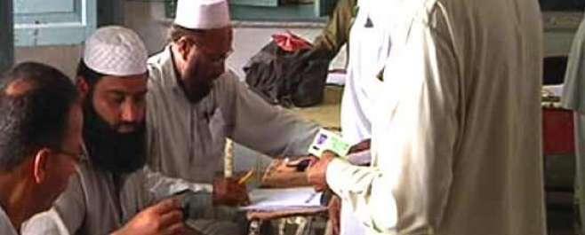 بلدیاتی انتخابات کا پہلا مرحلہ ، پنجاب کے 12 اور سندھ کے 8 اضلاع میں پولنگ ..