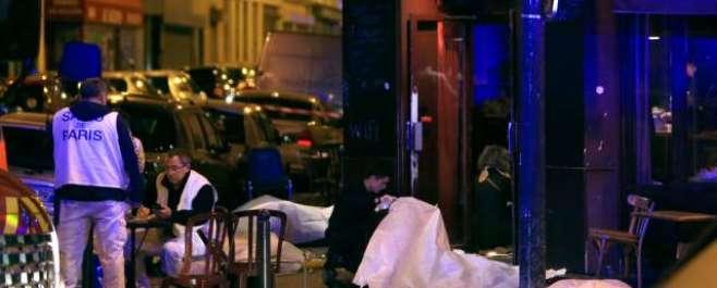 پیرس بد ترین دہشت گردی کی زد میں آ گیا ، 160 افراد ہلاک ، 8 حملہ آور بھی ..