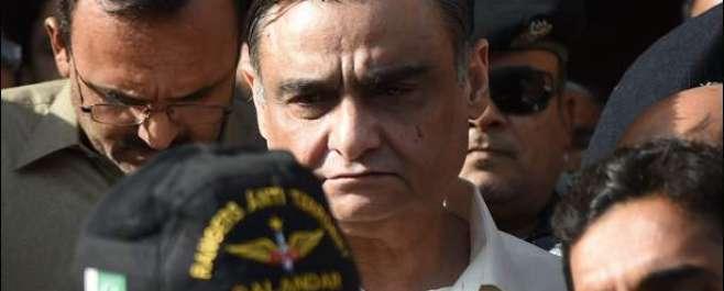 پولیس نے ڈاکٹر عاصم کو نیب کے حوالے کرنے سے انکار کردیا