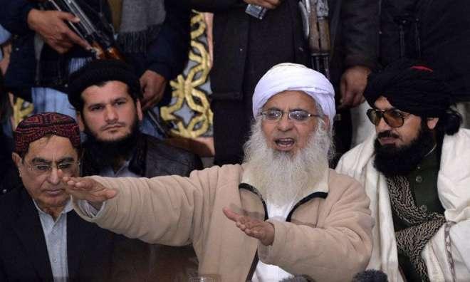 عقیدت مندوں کی درخواست پر مولانا عبدالعزیز کی سرگرمیاں محدود