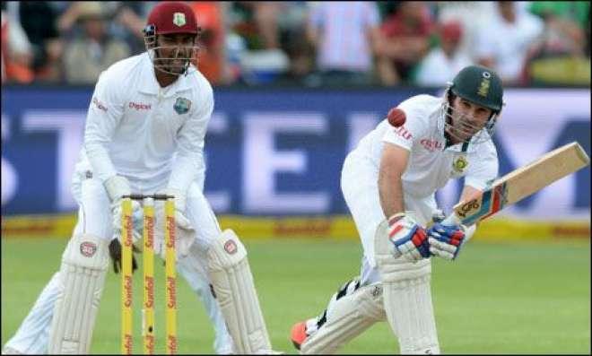 جنوبی افریقہ ،ویسٹ انڈیز کے مابین تیسرا ٹیسٹ کل کھیلا جائیگا