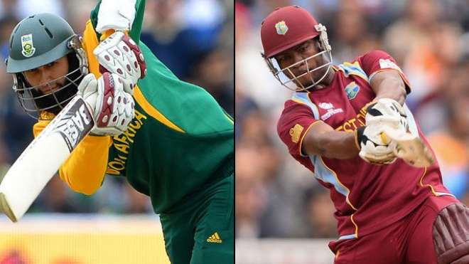 جنوبی افریقہ اور ویسٹ انڈیز کے درمیان تیسرا اور آخری کرکٹ ٹیسٹ (کل) ..