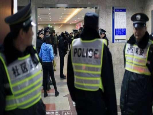 شنگھائی' سال نو کی تقریب میں بھگدڑ مچنے سے 35 افراد ہلاک، 45 زخمی ،