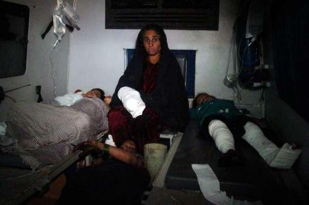 ہلمند  شادی کی تقریب میں راکٹ حملے سے 30 افراد جاں بحق  45 زخمی