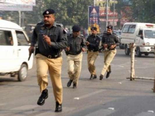 لاہور کے تھانہ سبزہ زار میں سال 2015ء کا پہلا مقدمہ درج کر لیا گیا