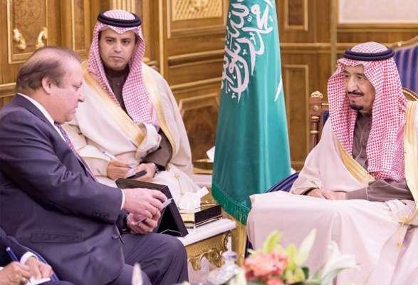 سعودی عرب اور پاکستان کا مختلف شعبوں میں تعاون بڑھانے پر اتفاق،