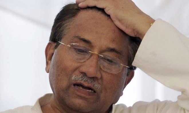 کراچی،پرویز مشرف کیلئے میڈیکل بورڈ تشکیل دیدیا گیا