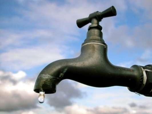 پاکستان پانی کی قلت کا شکار دنیا کی5ٹاپ ممالک کی فہرست میں شامل