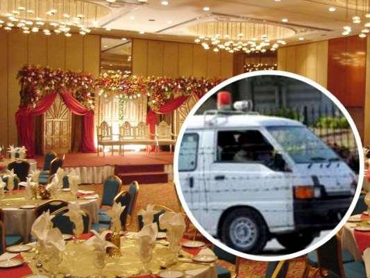ٹنڈو جام ،شادی کی تقریب میں مضر صحت کھانا کھانے سے 100 سے زائد افراد کی ..