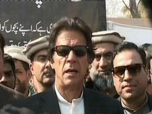 عمران خان نے اختلافات بھلا کربچوں کی صحت کے لیے وفاقی حکومت سے اتحاد ..