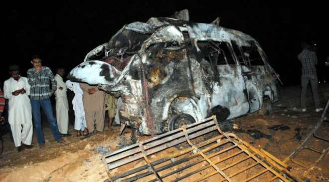 کراچی،نوری آباد حادثے کی ابتدائی تحقیقاتی رپورٹ تیار ، رپورٹ وزیر ..