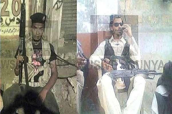 کراچی، عزیر بلوچ اور بابا لاڈلا گروپ کے نئے سرغنہ سامنے آ گئے