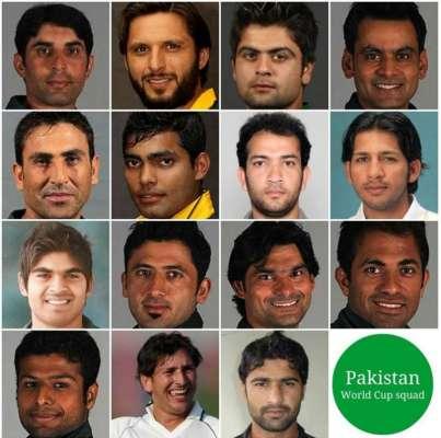 پاکستان کرکٹ ٹیم کو کووارٹر فائنل تک رسائی کیلئے تمام میچز جیتنا ہوں ..