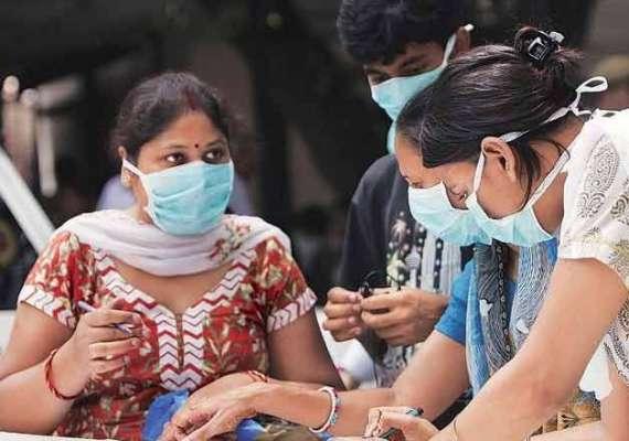 بھارت میں سوائن فلوسے مزید 51 افراد ہلاک ،16 ہزارسے زائد متاثر،ہلاکتوں ..