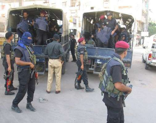 کراچی میں دہشت گردی کا ایک بڑا منصوبہ ناکام بنا دیا گیا