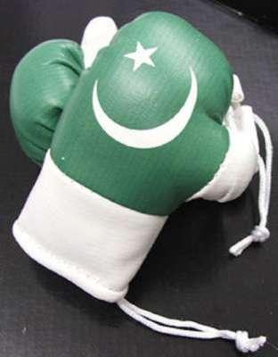 کور کمانڈرکراچی لیفٹیننٹ جنرل نوید مختار سے آل سندھ باکسنگ چمپئن شپ ..