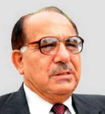 سندھ سے سینیٹ کے (ن) لیگ کے واحد امیدوار سید ظفر علی شاہ نے کاغذات نامزدگی ..