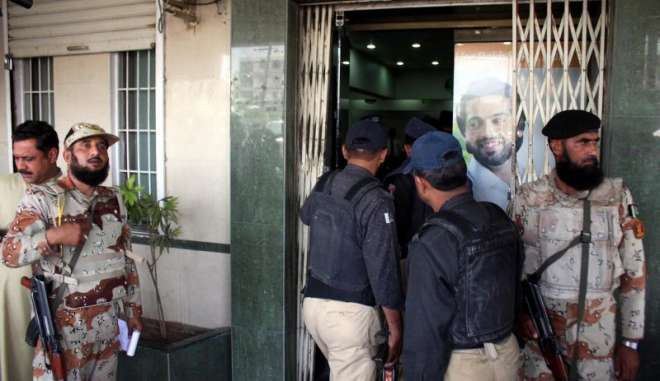 کراچی ،ڈاکو نے اکیلے ہی بینک کا صفایا کرڈالا،