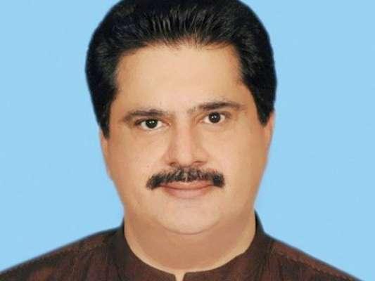 الیکشن کمیشن نے نبیل گبول کا استعفی منظور کر لیا