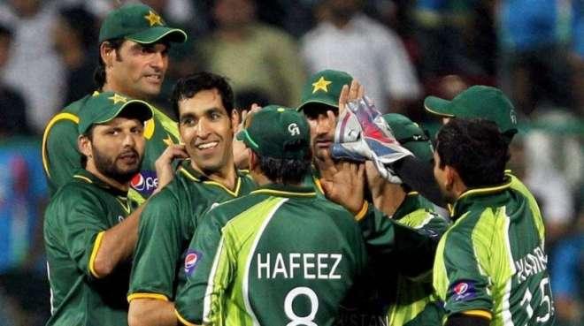 ورلڈ کپ کوارٹرفائنل کیلئے پاکستان کو ہرحال میں آئرلینڈ کو ہرانا ہوگا