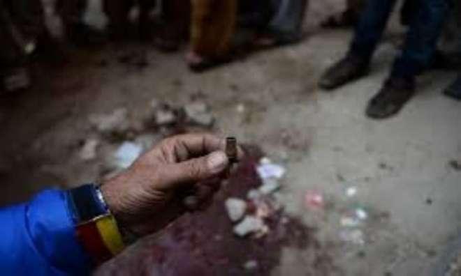 کراچی: دس منٹ میں چار پولیس اہلکار قتل