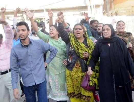 کراچی : ایم کیو ایم کے کارکن وقاص شاہ کی نماز جنازہ ادا کر دی گئی