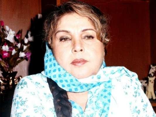 پاکستانی فنکار ملکی وقا ر کا خیال رکھیں ، زیبا شہناز