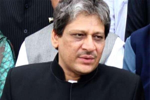 صولت مرزا کا بیان ، ڈاکٹر عشرت العباد کوگورنر سندھ کے عہدے سے فارغ کیے ..