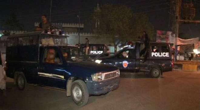 کراچی میں پولیس کی کارروائیاں، 5دہشت گردہلاک