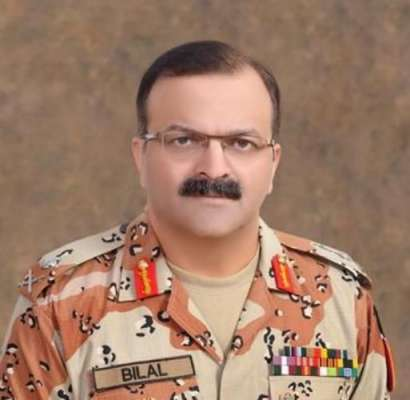 کراچی: ڈی جی رینجرز کا کوئی ٹوئٹر یا فیس بک اکاوَنٹ موجود نہیں، رینجرز ..