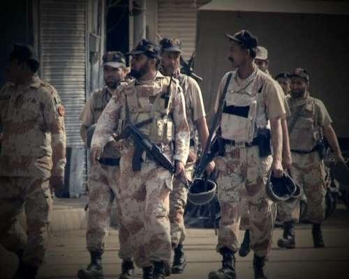 کراچی: رینجرز نے بلاول ہاوَس کے باہر سے رکاوٹیں اور بیریئر ہٹانے کے ..