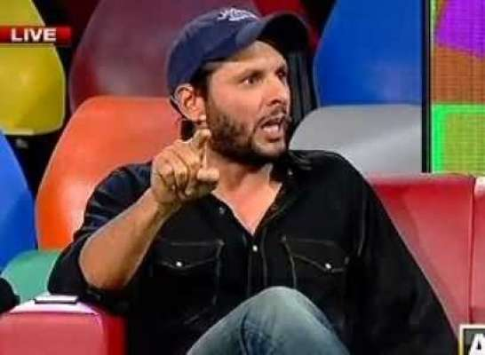 بھارت کی ورلڈ کپ میں شکست ، شاہد آفریدی نے بھی '' موقع ، موقع '' گا ..