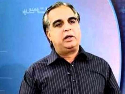 کراچی : پی ٹی آئی کا این اے 246 کے لیے عمران اسماعیل کو حتمی ٹکٹ دینے کا ..