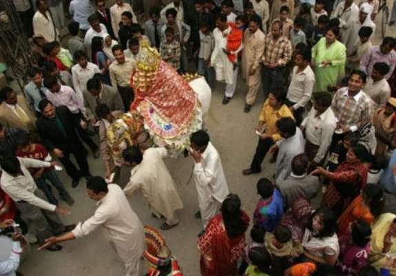 کراچی،شادی میں آتشبازی، دولہا سمیت 4افراد زیر حراست