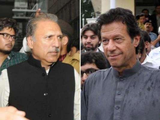 سندھ ہائیکورٹ، عمران خان اورعارف علوی کی نااہلی سے متعلق درخواست مسترد