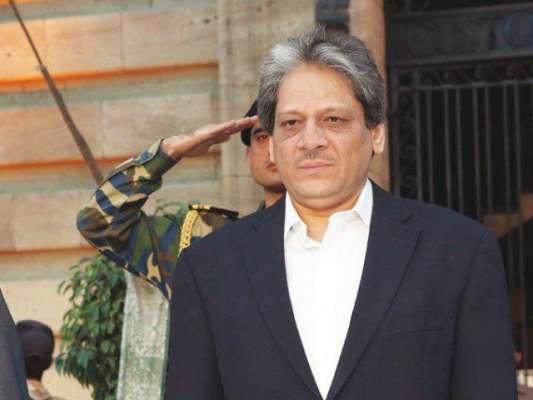 کراچی : گورنر سندھ نے ایم کیو ایم اور تحریک انصاف کے رہنماؤں کو گورنر ..