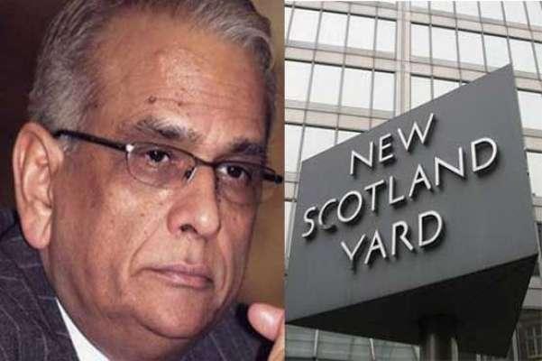 لندن : ایم کیو ایم کے رہنما محمد انور کا موبائل فون پولیس نے قبضے میں ..