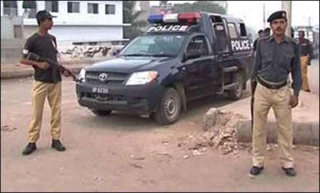 کراچی،پولیس کاروائیوں میں کالعدم تنظیم کے دو دہشگرد ہلاک، 18 افراد ..