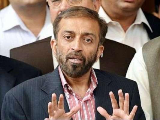 کراچی : تحریک انصاف پارٹی کرنے والی جماعت ہے، 23 اپریل کو ایم کیو ایم ..