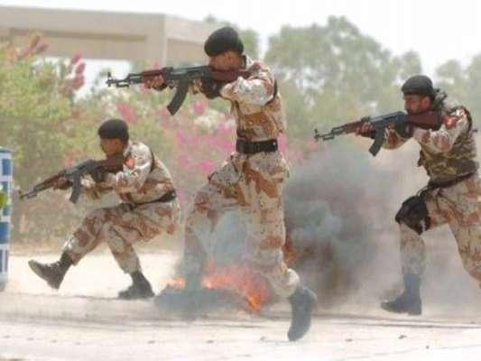 کراچی :رینجرز سے مقابلے میں گینگ وار کے تین کارندے ہلاک ہوگئے