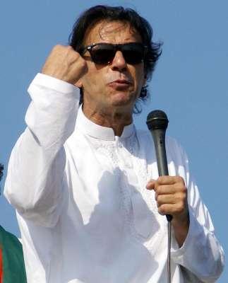 عمران خان سندھ کے  2 روزہ دورے پر کل کراچی پہنچیں گے