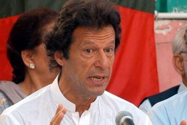 کراچی ہمارا گھر ہے، آ کر خوشی ہوئی : عمران خان
