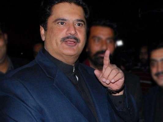 کراچی : این اے 246 کے ضمنی انتخاب کے لیے نبیل گبول نے خدشات کا اظہار کر ..