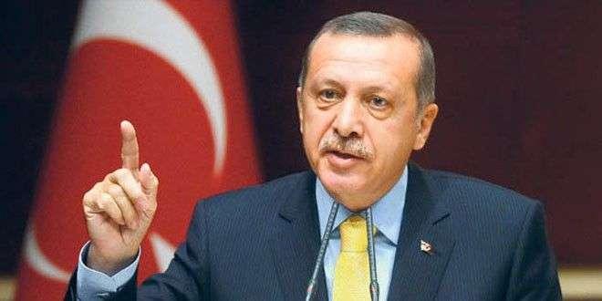 ترک صدر نے داعش کو امت مسلمہ کی تباہی کیلئے سرگرم خطرناک وائرس' قرار ..