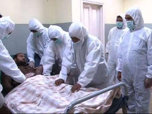 پشاور حیات آباد کمپلیکس میں کانگو وائرس کے 2 مشتبہ کیسز رپورٹ