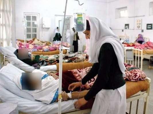 کوئٹہ ، سول ہسپتال میں مریضہ کے گلے سے پانچ لاکھ کاقیمتی ہارچوری