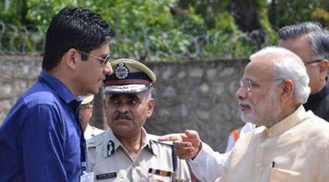 بھارت میں ''دبنگ افسر'' کو چشمہ لگانا مہنگا پڑ گیا