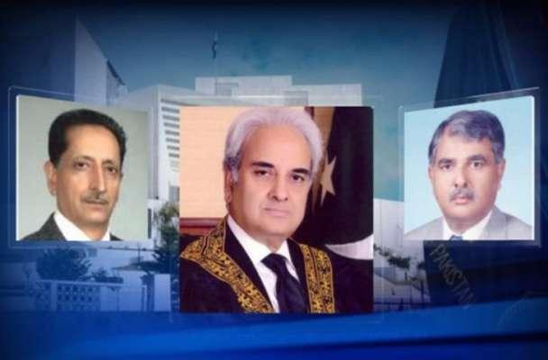 تحریک انصاف کے اراکین قومی اسمبلی کے حلقوں میں 40سے 98فیصد تک فارم15نہ ..