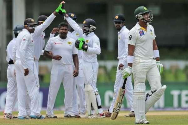 سری لنکا نے پاکستان کیخلاف پہلے ٹیسٹ کیلئے 16 رکنے اسکواڈ کا اعلان کردیا