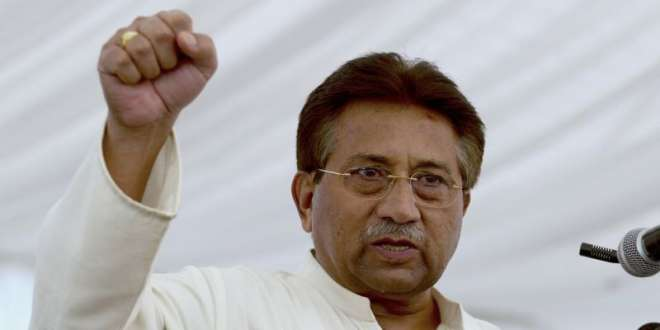 پاکستان برما نہیں ہے، بھارت کے اوسان خطا ہوچکے ہیں: سابق صدر پرویز مشرف